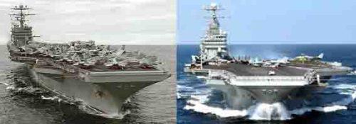USS George Washington CVN 73